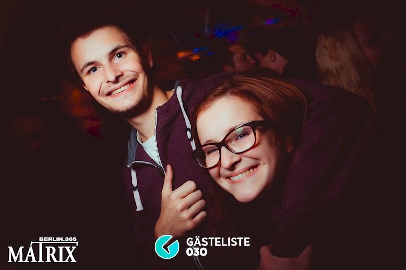 https://www.gaesteliste030.de/Partyfoto #130 Matrix Berlin vom 09.10.2015