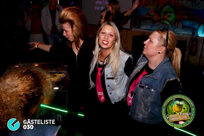 https://www.gaesteliste030.de/Partyfoto #10 Green Mango Berlin vom 03.10.2015