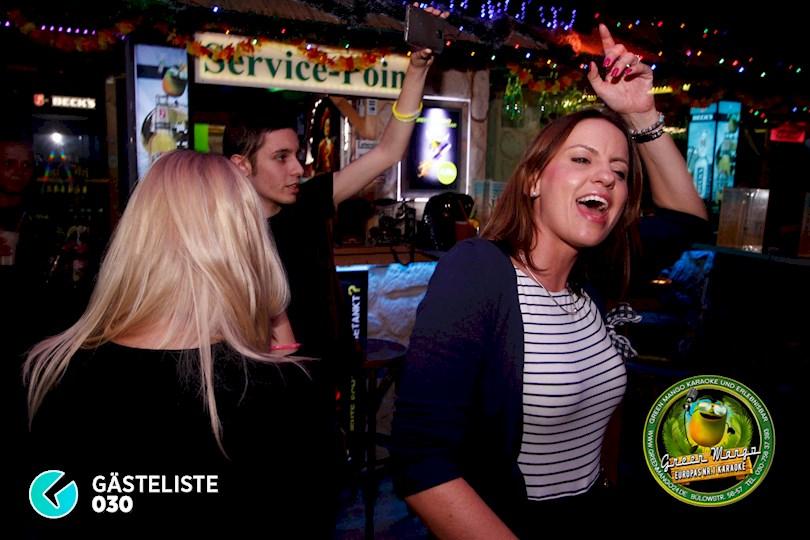 https://www.gaesteliste030.de/Partyfoto #20 Green Mango Berlin vom 03.10.2015
