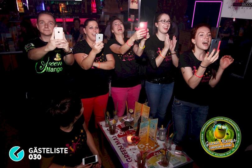 https://www.gaesteliste030.de/Partyfoto #5 Green Mango Berlin vom 03.10.2015