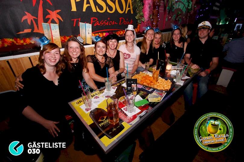 https://www.gaesteliste030.de/Partyfoto #7 Green Mango Berlin vom 03.10.2015