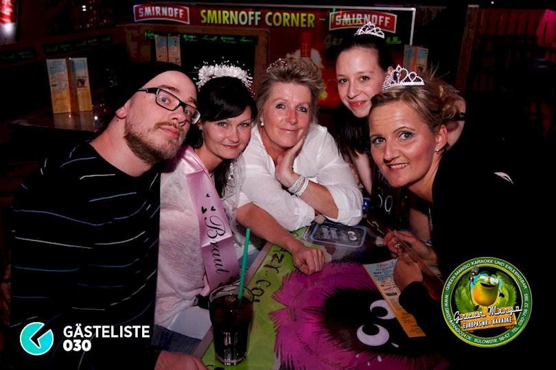 https://www.gaesteliste030.de/Partyfoto #1 Green Mango Berlin vom 03.10.2015
