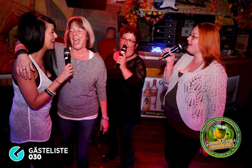 https://www.gaesteliste030.de/Partyfoto #23 Green Mango Berlin vom 03.10.2015