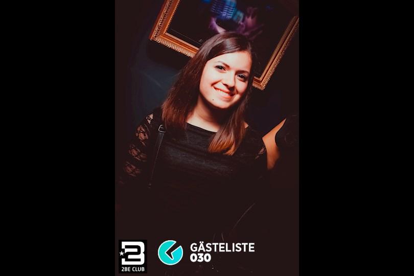 https://www.gaesteliste030.de/Partyfoto #31 2BE Club Berlin vom 16.10.2015