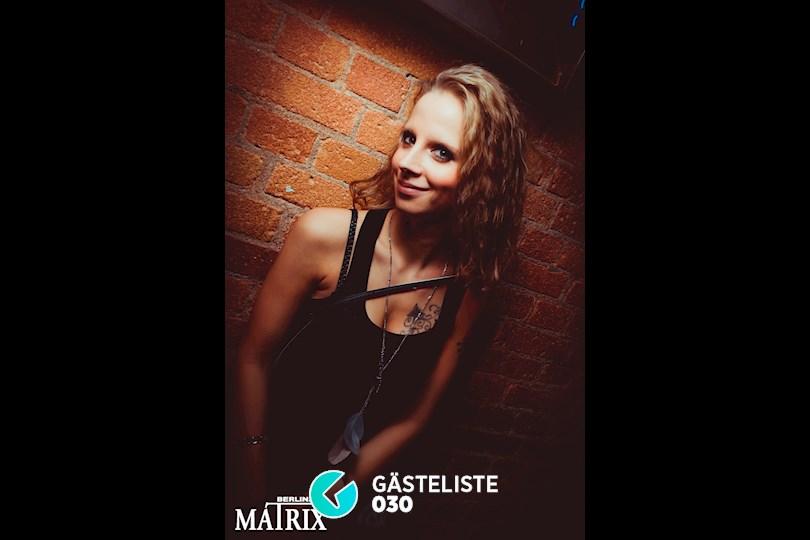 https://www.gaesteliste030.de/Partyfoto #111 Matrix Berlin vom 30.10.2015