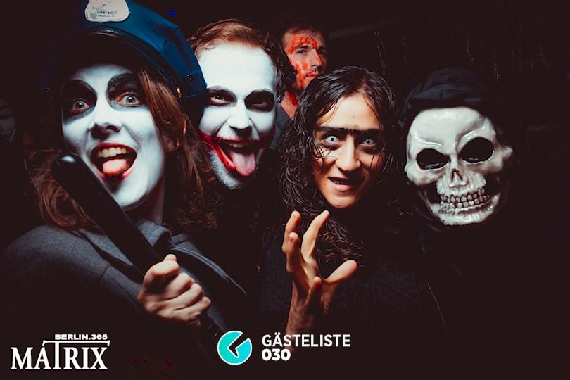 https://www.gaesteliste030.de/Partyfoto #1 Matrix Berlin vom 30.10.2015