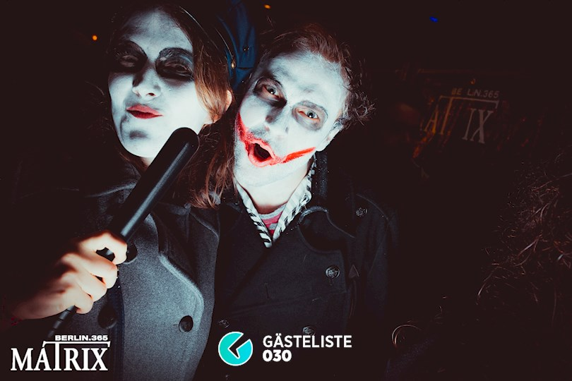 https://www.gaesteliste030.de/Partyfoto #30 Matrix Berlin vom 30.10.2015