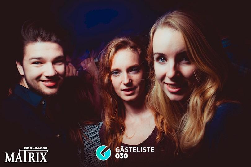 https://www.gaesteliste030.de/Partyfoto #63 Matrix Berlin vom 30.10.2015