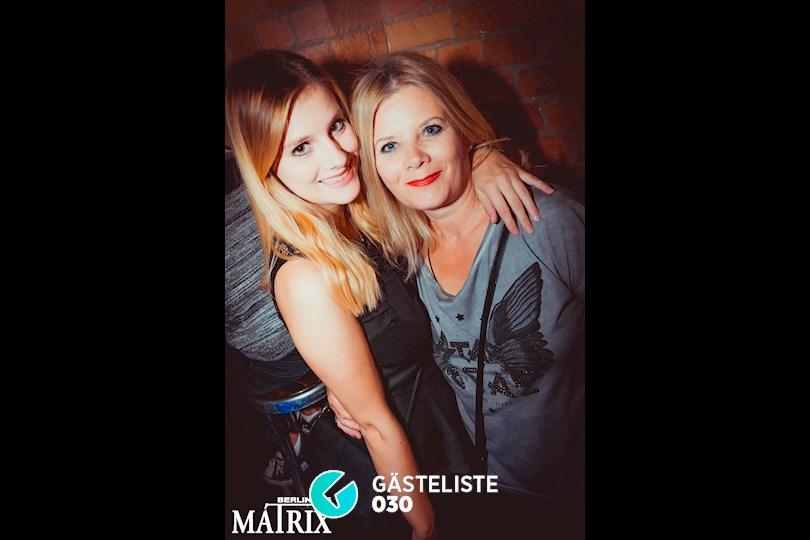 https://www.gaesteliste030.de/Partyfoto #42 Matrix Berlin vom 30.09.2015