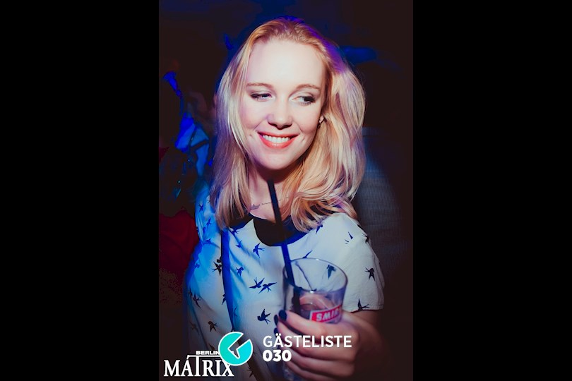 https://www.gaesteliste030.de/Partyfoto #57 Matrix Berlin vom 30.09.2015