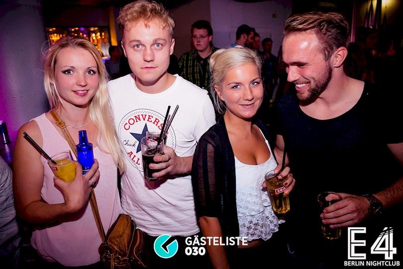 https://www.gaesteliste030.de/Partyfoto #72 E4 Club Berlin vom 02.10.2015