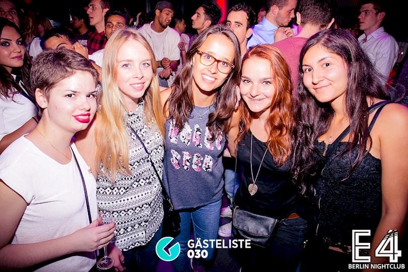 https://www.gaesteliste030.de/Partyfoto #41 E4 Club Berlin vom 02.10.2015