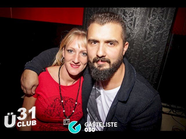Partypics Alberts 17.10.2015 Ü30 Party im Ü31 Club Berlin