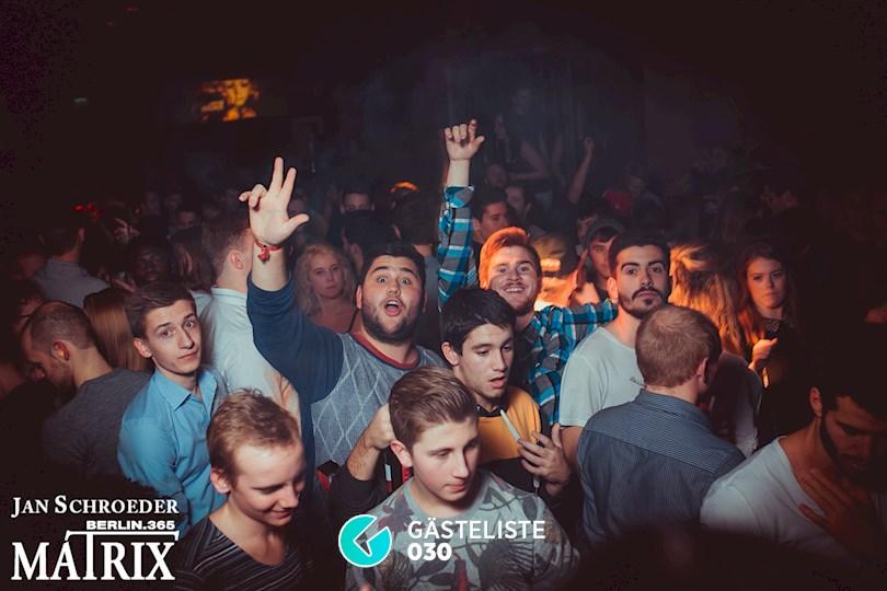 https://www.gaesteliste030.de/Partyfoto #54 Matrix Berlin vom 12.11.2015