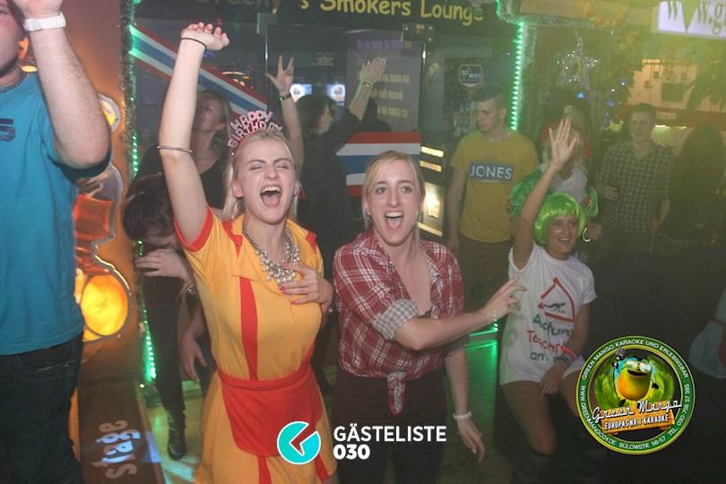 https://www.gaesteliste030.de/Partyfoto #99 Green Mango Berlin vom 07.11.2015