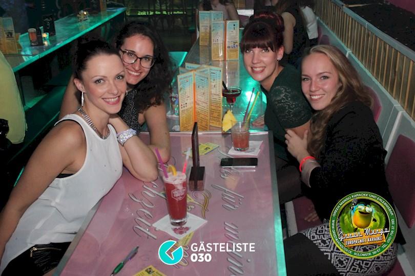 https://www.gaesteliste030.de/Partyfoto #14 Green Mango Berlin vom 07.11.2015