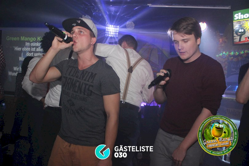 https://www.gaesteliste030.de/Partyfoto #122 Green Mango Berlin vom 07.11.2015