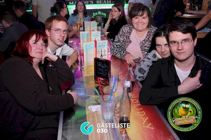 https://www.gaesteliste030.de/Partyfoto #48 Green Mango Berlin vom 07.11.2015