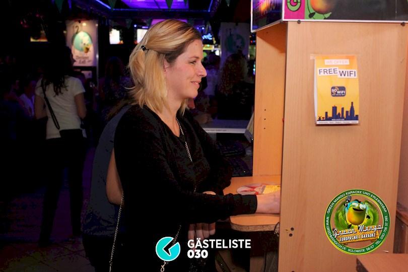 https://www.gaesteliste030.de/Partyfoto #40 Green Mango Berlin vom 07.11.2015