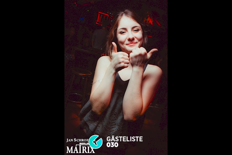 https://www.gaesteliste030.de/Partyfoto #126 Matrix Berlin vom 05.11.2015