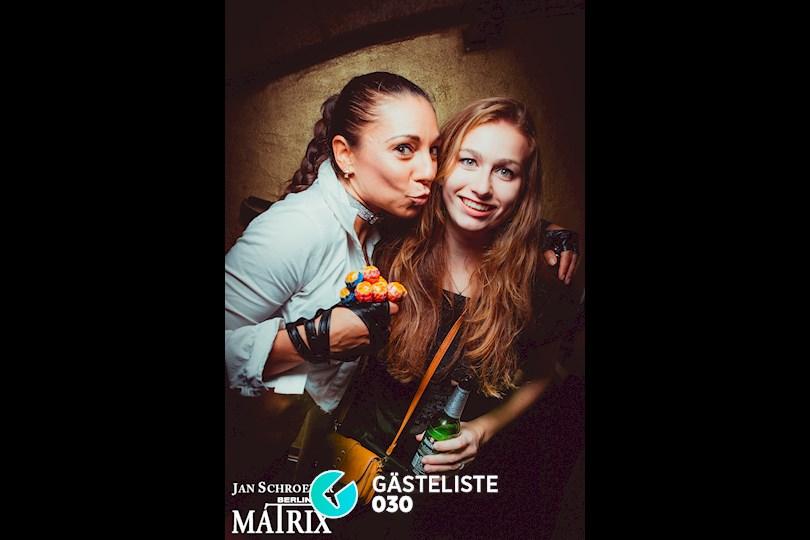 https://www.gaesteliste030.de/Partyfoto #119 Matrix Berlin vom 05.11.2015