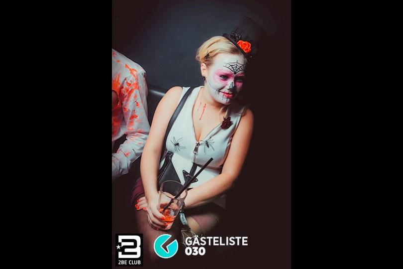 https://www.gaesteliste030.de/Partyfoto #83 2BE Club Berlin vom 31.10.2015