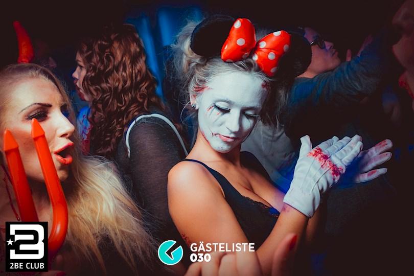 https://www.gaesteliste030.de/Partyfoto #188 2BE Club Berlin vom 31.10.2015