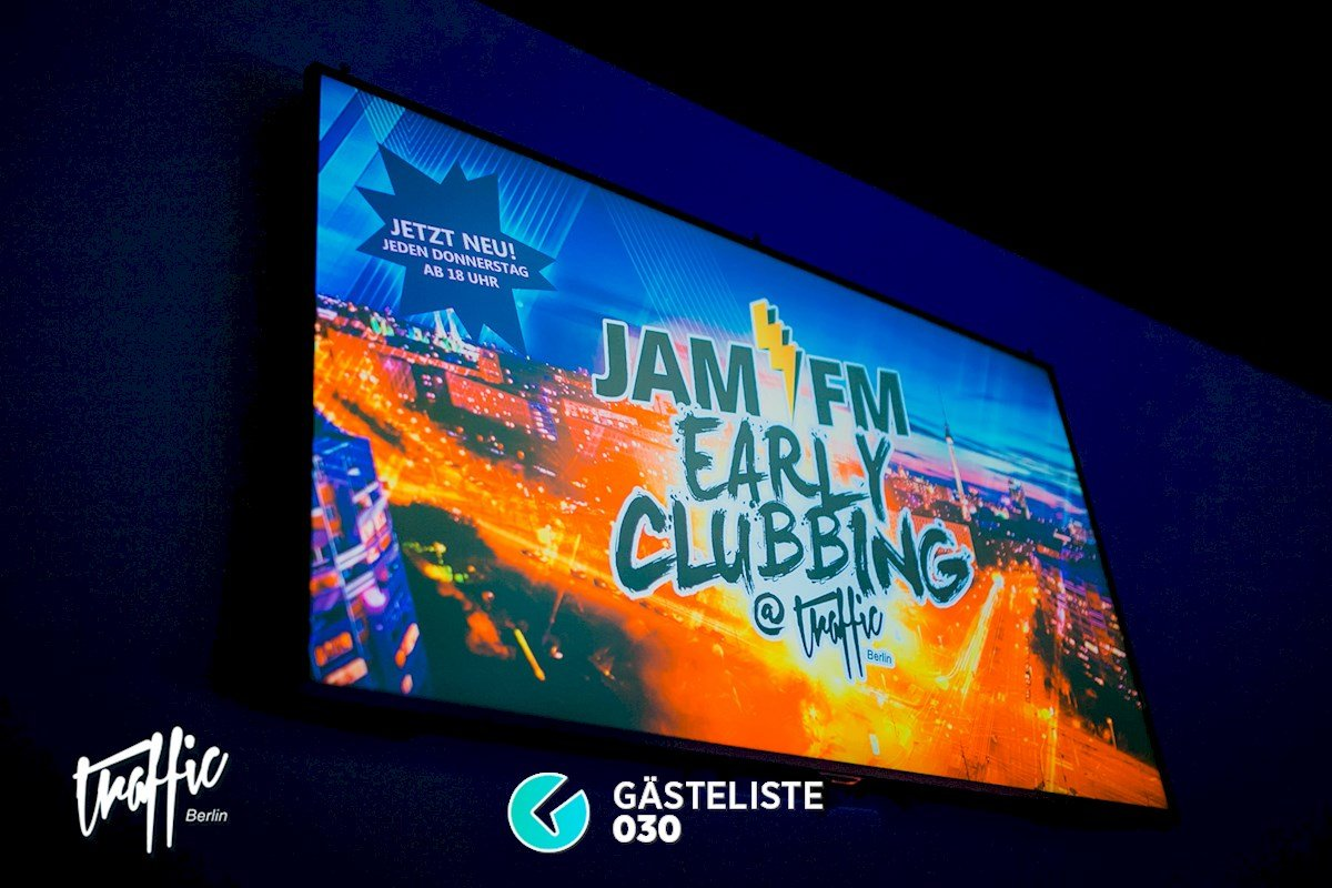 Partyfoto #4 Traffic 19.11.2015 Jam Fm Early Clubbing