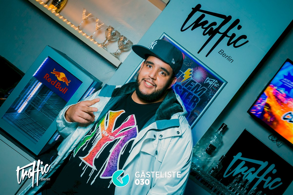 Partyfoto #14 Traffic 19.11.2015 Jam Fm Early Clubbing