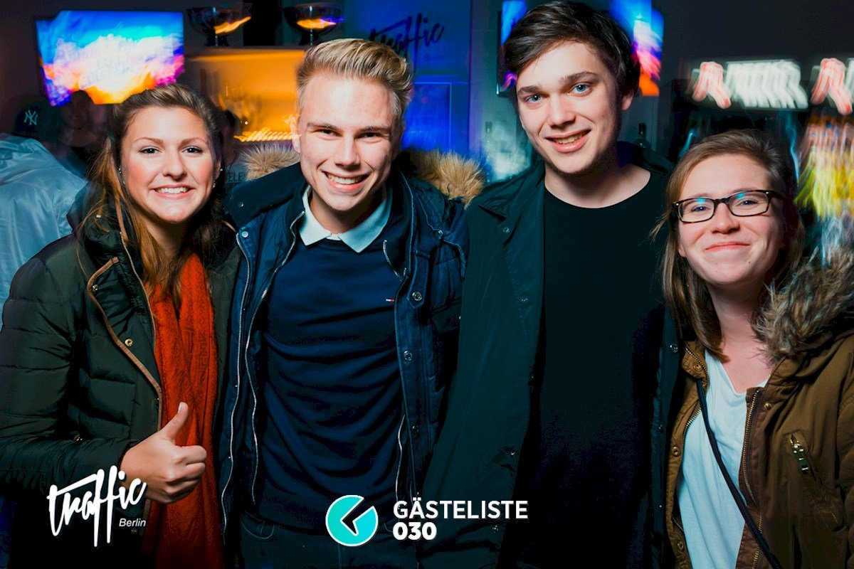 Partyfoto #2 Traffic 19.11.2015 Jam Fm Early Clubbing