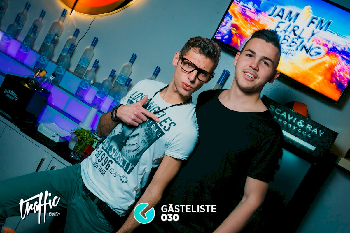 Partyfoto #13 Traffic 19.11.2015 Jam Fm Early Clubbing