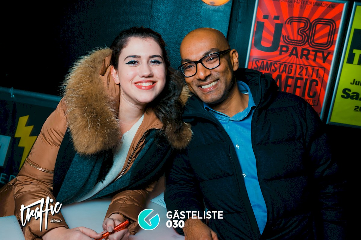 Partyfoto #23 Traffic 19.11.2015 Jam Fm Early Clubbing