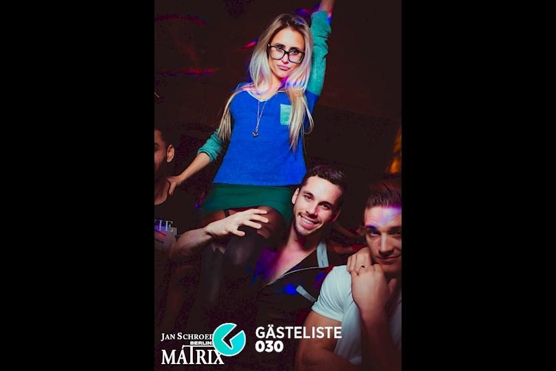https://www.gaesteliste030.de/Partyfoto #127 Matrix Berlin vom 02.11.2015