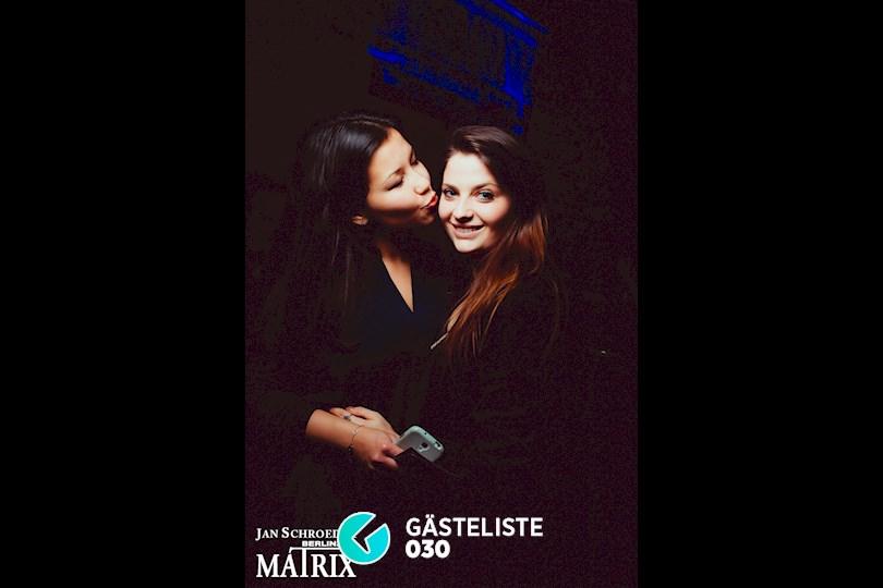 https://www.gaesteliste030.de/Partyfoto #68 Matrix Berlin vom 02.11.2015
