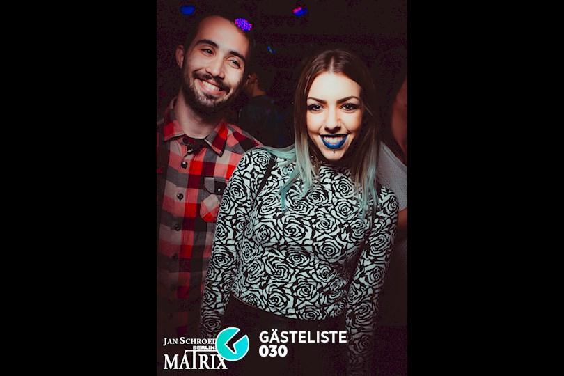 https://www.gaesteliste030.de/Partyfoto #78 Matrix Berlin vom 02.11.2015