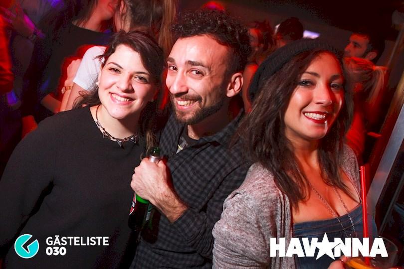 https://www.gaesteliste030.de/Partyfoto #52 Havanna Berlin vom 16.01.2016