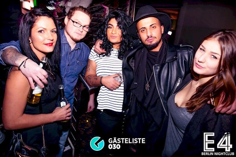 Partyfoto #132 E4 Club Berlin vom 02.01.2016