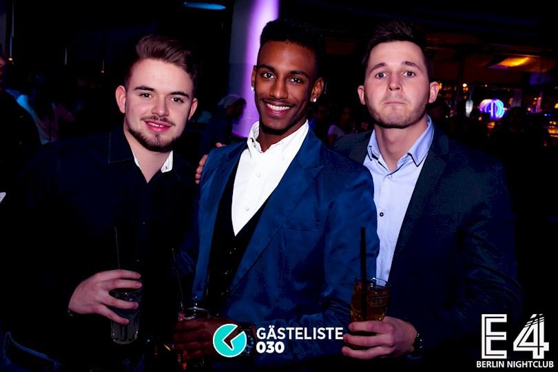 Partyfoto #119 E4 Club Berlin vom 02.01.2016