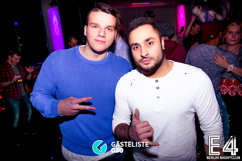 Partyfoto #123 E4 Club Berlin vom 02.01.2016