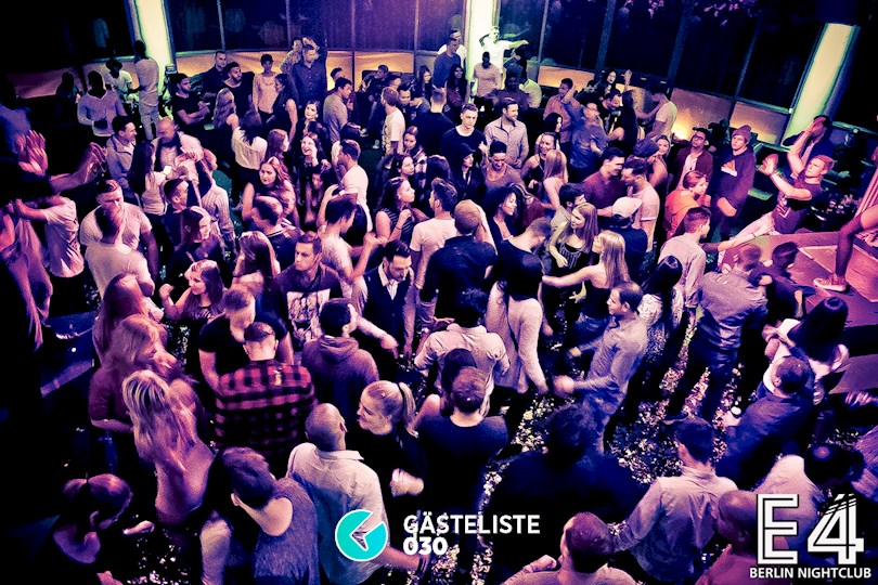 Partyfoto #44 E4 Club Berlin vom 02.01.2016