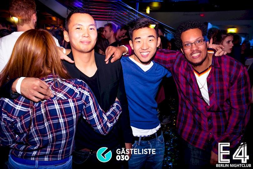 Partyfoto #63 E4 Club Berlin vom 02.01.2016
