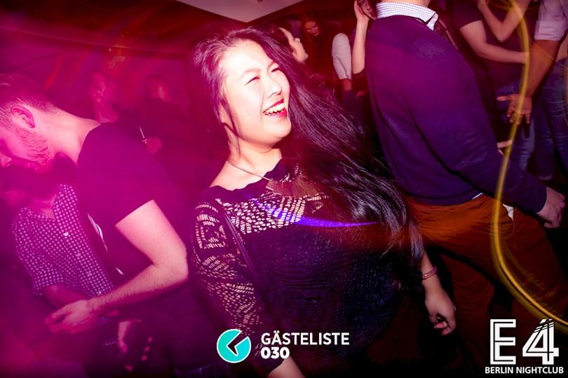 Partyfoto #70 E4 Club Berlin vom 02.01.2016