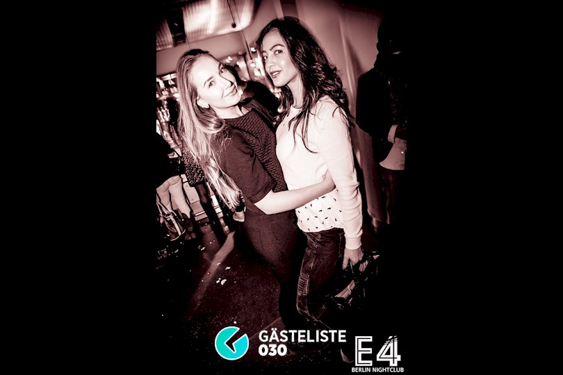 Partyfoto #112 E4 Club Berlin vom 02.01.2016