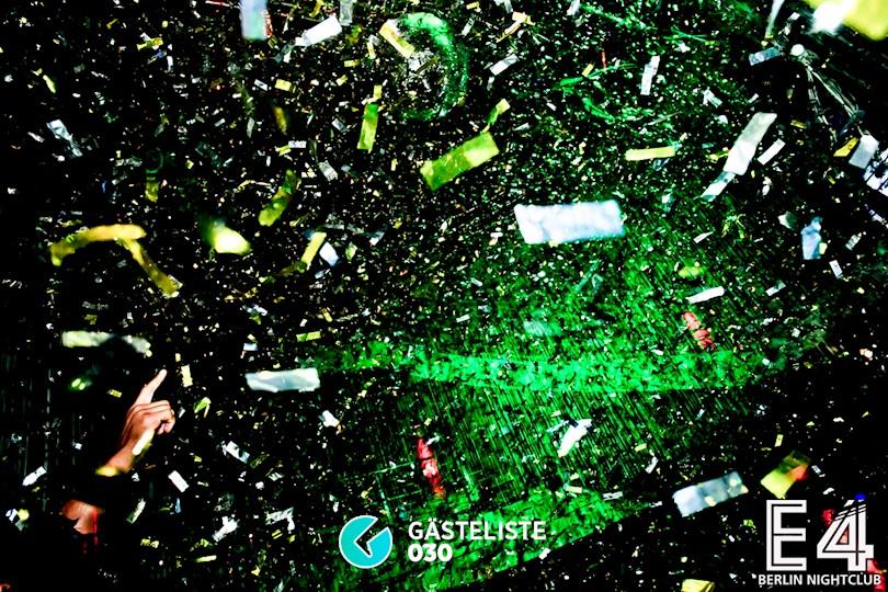 Partyfoto #46 E4 Club Berlin vom 02.01.2016