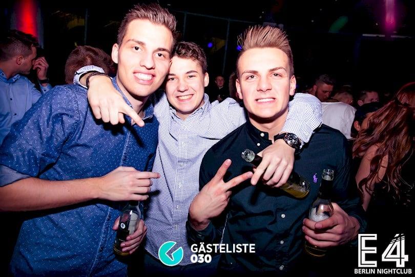 Partyfoto #59 E4 Club Berlin vom 02.01.2016