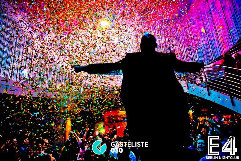Partyfoto #1 E4 Club Berlin vom 02.01.2016