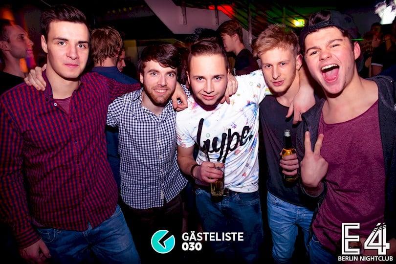 Partyfoto #35 E4 Club Berlin vom 02.01.2016