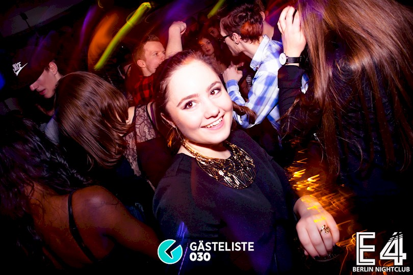 Partyfoto #118 E4 Club Berlin vom 02.01.2016