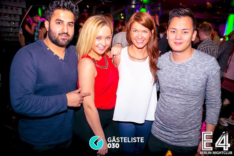 Partyfoto #85 E4 Club Berlin vom 02.01.2016