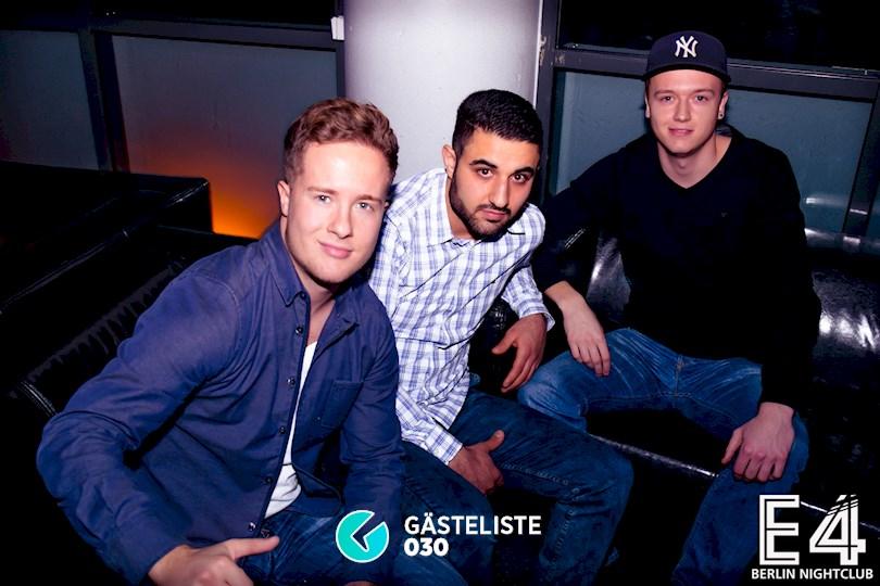 Partyfoto #107 E4 Club Berlin vom 02.01.2016